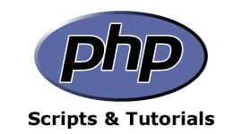 php scripts and tutorials
