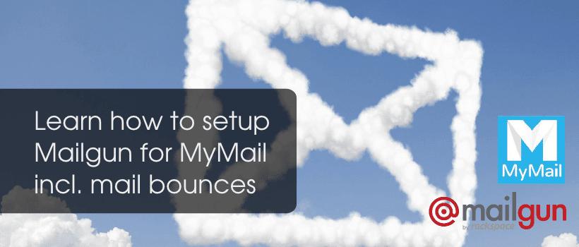 Setup Mailgun for MyMail