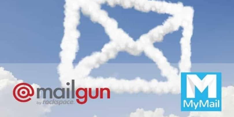 Mailgun + MyMail